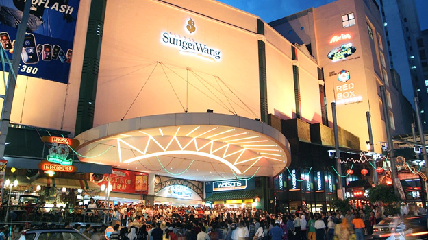 Sungel Wang Plaza KL